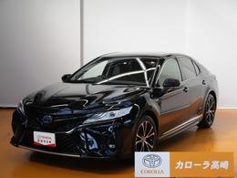 トヨタ カムリ 2.5 WS レザーパッケージ TSS Tコネクトナビ フTV 電動シート