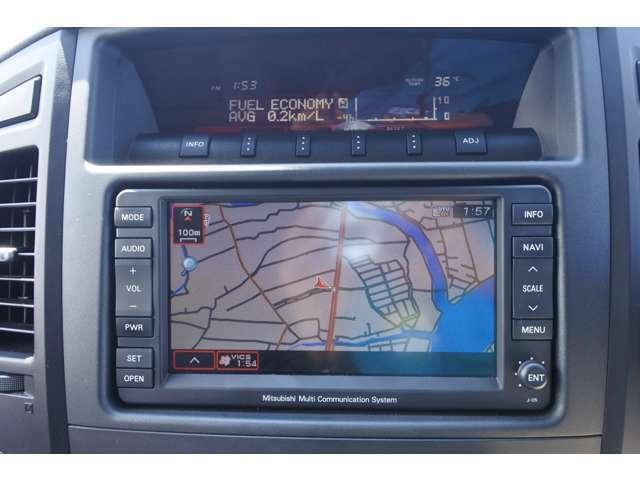 純正ナビ(CD/DVD再生/Bluetooth/フルセグTV/Bluetoothオーディオ対応ですので携帯電話の音楽をワイヤレスで聴くことも可能です。