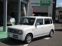 スズキ アルトラパン 660 L 4WD タイミングチェーン車