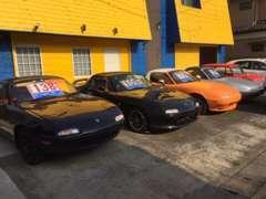 NAロードスターのことなら、アニマルへ!その他、スポーツカーはもちろん、絶版車やFRもたくさん在庫しております!
