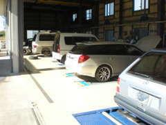 全車両オイル・エレメントを交換してから納車をしております。