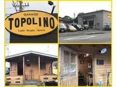黄色の「TOPOLINO」の看板が目印です☆不在時は0066-9711-682808までご連絡ください。