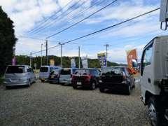 注文販売も行っておりますので、自分好みのお車をご購入出来ます。世界に一台のお車を当社で探してみませんか?