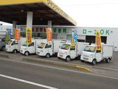 軽車両の冷凍冷蔵車も豊富に在庫しております。