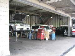 自社認証工場完備!納車後の車検、整備もお待ちしてます!