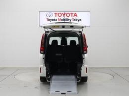 トヨタ エスクァイア 2.0 Xi ウェルキャブ スロープタイプ タイプII サードシート付 4WD 福祉車両 衝突軽減 両側電動ドア SDナビ