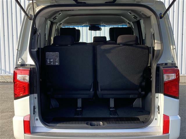 ◆ラゲッジスペース◆広々としたスペースで荷物もたくさんのせることができますね♪