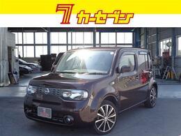 日産 キューブ 1.5 15X FOUR Mセレクション 4WD ナビ バックカメラ TV
