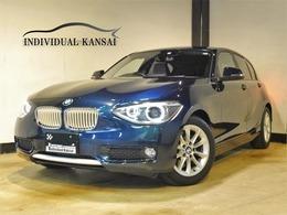 BMW 1シリーズ 116i スタイル パーキングサポートPKG/ナビ/Bカメ/障害物