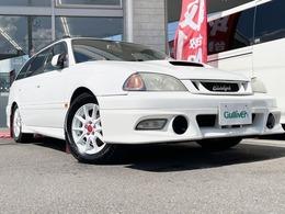 トヨタ カルディナ 2.0 GT-T 4WD 社外ナビ・ETC・エアロ