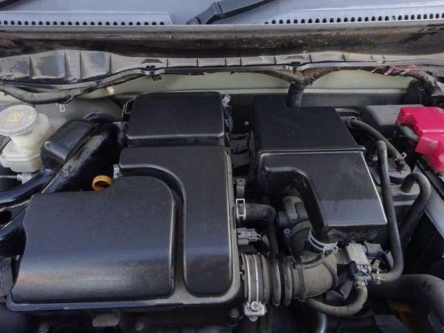 エンジン、オイル滲み有りません