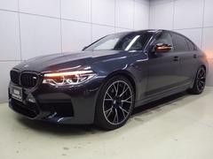 BMW M5コンペティション の中古車 4.4 4WD 東京都八王子市 1128.0万円