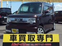 ダイハツ ムーヴコンテ 660 カスタム X 車検5年9月/純正エアロ/ナビ&地TV
