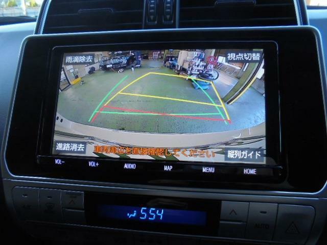 純正9インチナビ(NSZT-Y68T) ガイドライン付バックカメラ