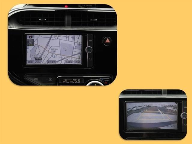 W62Gトヨタ純正7インチSDナビ!TVはフルセグ!ブルートゥース、CD、DVD、SDがお使いいただけます!バックモニターは後退時の安全確認に役立ちます!