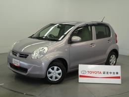 トヨタ パッソ 1.0 X ワンオーナー車・ETC付き