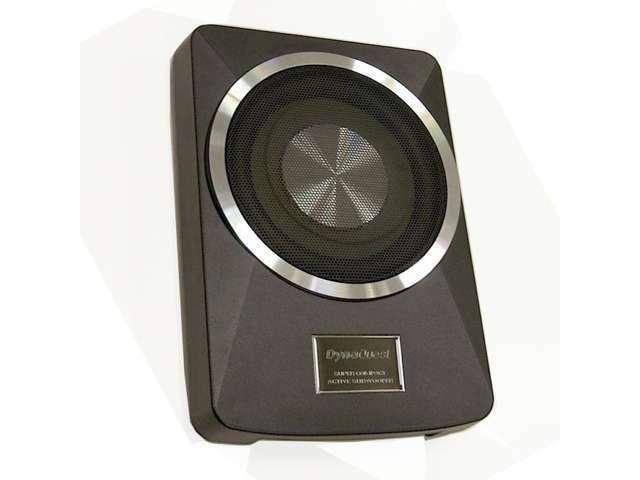 Bプラン画像:【DQC-800B】DynaQues製サブウーファーです。ふくよかな低音で広がりのある音場を再現。当店サウンドマイスターオススメの逸品です。