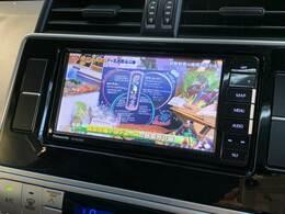 フルセグ内臓のSDナビ搭載。DVD再生、Bluetoothも対応可能です。