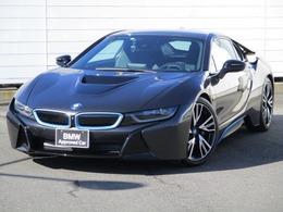 BMW i8 ベースモデル オプション20AW レザーエンジンカバー
