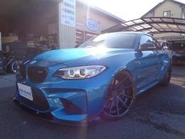 BMW M2クーペ M DCT ドライブロジック 20インチアルミ 3Dデザイン Mパフォ
