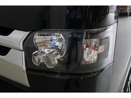 ヘッドライトは新品トライスターズ製インナーブラックLEDヘッドライトを取り付けしております!!!!夜間走行時もLEDなので明るいです!!!!