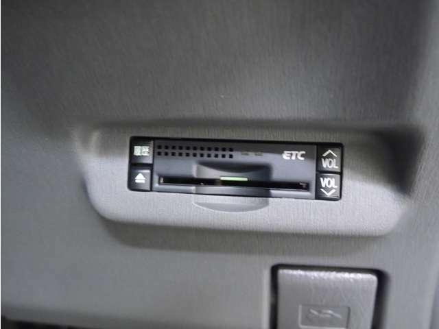 「ETC車載器」料金所もノンストップで乗り降りできます♪セットアップも承ります!ご相談ください