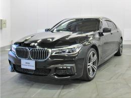 BMW 7シリーズ 740d xドライブ Mスポーツ ディーゼルターボ 4WD 認定中古車 サンルーフ ハーマンカードン