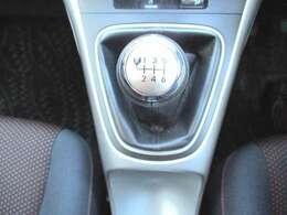 ドライブ楽しい6MT車!ギヤもクラッチの状態も良好です!
