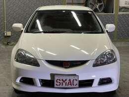 メーカー:HONDA 車種:インテグラ グレード:TYPE-R 走行距離:151,000km 色:ホワイト