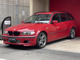 BMW 318iツーリング Mスポーツ 後期モデル HDDナビ 地デジ キセノン