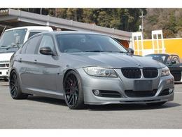 BMW 3シリーズ 320i 純正ナビ TV Bカメラ 車高調 20インチAW