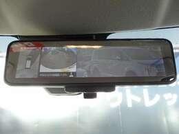 デジタルルームミラーとマルチアラウンド移動検知機能