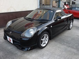 トヨタ MR-S 1.8 Sエディション 5MT・純エアロ・クイックシフト・