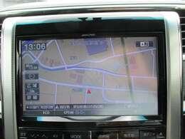 アルパイン製ナビ VIE-X009 Bluetooth対応