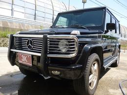 メルセデス・ベンツ Gクラス G500 ロング 4WD 左ハンドル/7人乗り/サンルーフ/ナビTV