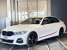BMW 3シリーズ 320d xドライブ Mスポーツ エディション サンライズ ディーゼルターボ 4WD レーザーライト 黒革 前後センサー デモ
