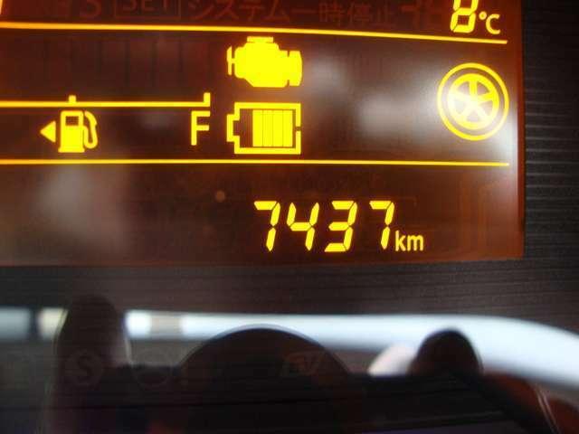 走行7400km!お買得車ですので、お早目のご検討宜しくお願い致します。