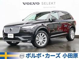 ボルボ XC90 T6 AWD インスクリプション 4WD 認定中古車 黒革シート harman/kardon