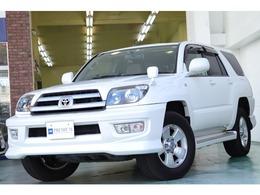 トヨタ ハイラックスサーフ 2.7 SSR-G 4WD 車検整備付き サンルーフ エアロパーツ