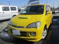 ダイハツ YRV の中古車 1.3 ターボ-G 4WD 埼玉県東松山市 54.8万円