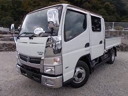 日産 NT450アトラス 4WD・2t積・Wキャブ・AT・6人乗 車両総重量 4930kg