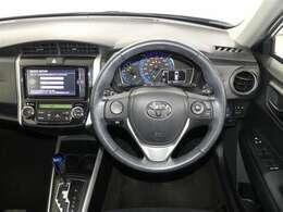 『運転席・インパネまわり』ハンドルやシートなども隅々までプロによる除菌クリーニング済みです☆室内の状態は、U-Car選びの大きなポイントです!実際にご来店時にご確認してみて下さい♪