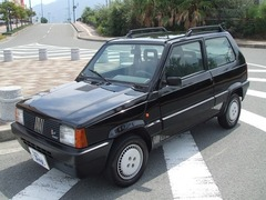 フィアット パンダ の中古車 1100 HOBBY 和歌山県和歌山市 84.0万円