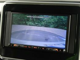 メモリナビ】【バックカメラ】装着で駐車時に後方確認もできますので、大きな車の運転で不安な方も安心してお乗りいただけます♪