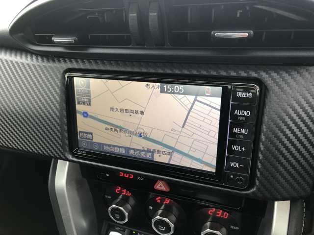 純正ナビ ワンセグTV Bluetooth接続 バックモニター