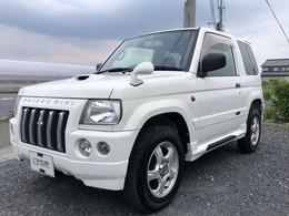 三菱 パジェロミニ 660 デューク 4WD 5MT 車検2年受渡 4気筒ターボ タイベル交換