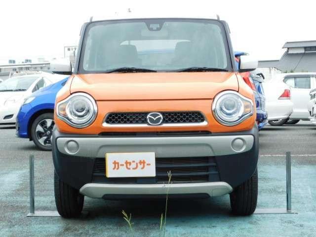 熊本市より国道3号線を南下した宇城市小川町にございます。JA自動車共済指定工場や24時間レッカーサービスも行なっておりますので、ご購入後のアフターもご安心ください。