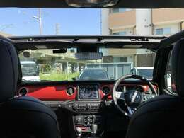 ルーフを開けてドライブに行きましょう(^^♪