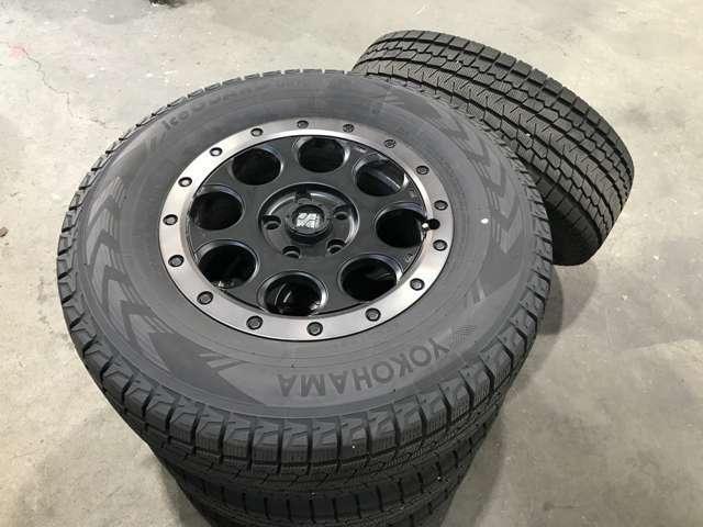 ☆夏冬タイヤ付きです!買い足しの必要が無いのは嬉しいですね♪