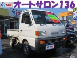 スズキ キャリイ 660 KU 3方開 4WD MT